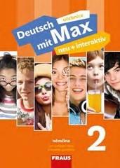 Deutsch mit Max neu + interaktiv 2 Učebnice