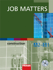 Job Matters - Construction - učebnice + audio CD