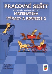 Matematika 8.r. - Výrazy a rovnice 2 (pracovní sešit)