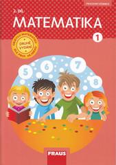 Matematika 1. r. ZŠ 2. díl (nová generace)