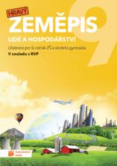 Hravý zeměpis 9 - Učebnice pro 9.r. ZŠ a víceletá gymnázia