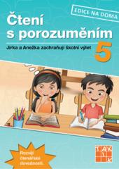 Čtení s porozuměním 5 - pracovní sešit