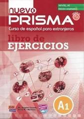 Prisma A1 Nuevo Edición ampliada (12 unidades) - Libro del ejercicios + CD