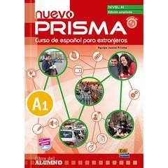 Prisma A1 Nuevo Edición ampliada (12 unidades) Libro del alumno + CD