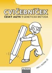 Cvičebníček pro 1.r. ZŠ - vázané písmo (Genetická metoda)