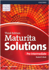 Maturita Solutions 3rd Edition Pre-intermediate Student's Book (Czech Edition)