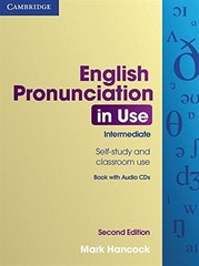 English Pronunciation in Use Intermediate with answer and audio CD