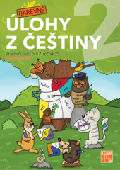 Barevné úlohy z češtiny 2