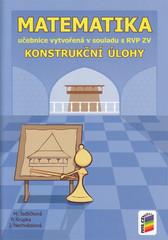 Matematika 8.r. - Konstrukční úlohy (učebnice)