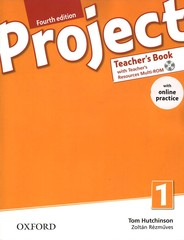 Project 1 Fourth Edition - Teacher´s Book with Online Practice Pack (čtvrté vydání)