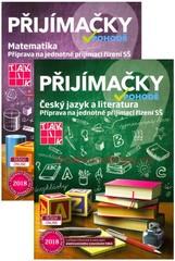 Přijímačky v pohodě 9 - Matematika, Český jazyk
