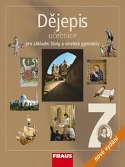 Dějepis 7.r. ZŠ a víceletá gymnázia - učebnice