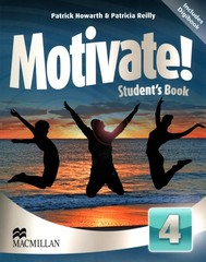 Motivate 4 Students Book (učebnice)