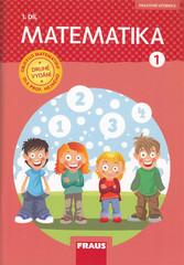 Matematika 1. r. ZŠ 1. díl (nová generace)