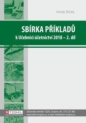 Sbírka příkladů k učebnici Účetnictví 2018 - 2. díl