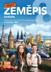 Hravý zeměpis 8 - Evropa (Učebnice pro 8.r. ZŠ)