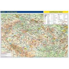 Česko - příruční vlastivědná mapa (lamino)