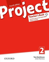 Project 2 Fourth Edition - Teacher´s Book with Online Practice Pack (čtvrté vydání)