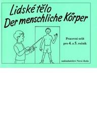 Lidské tělo - němčina pro 4. a 5. ročník