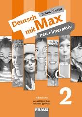Deutsch mit Max neu + interaktiv 2 Pracovní sešit