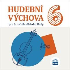 Hudební výchova 6.r. ZŠ - audio CD