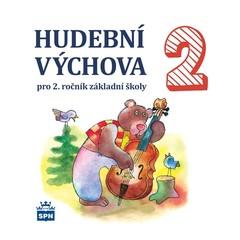 Hudební výchova 2.r. ZŠ - audio CD