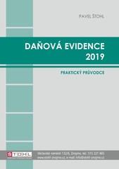 Daňová evidence 2019 - praktický průvodce