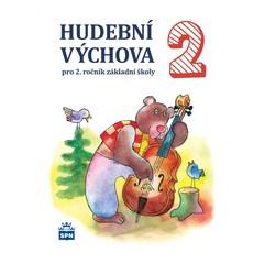 Hudební výchova 2.r. ZŠ - učebnice