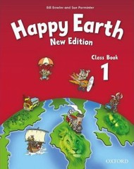 Happy Earth New Edition 1 Class Book