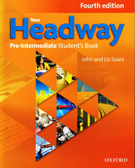 New Headway Pre-intermediate 4.vyd. Student´s Book (učebnice)