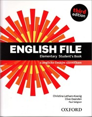 English File Third Edition Elementary Students Book