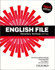 English File Third Edition Elementary Workbook vith key