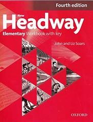 New Headway Elementary 4.vyd. Workbook with key (pracovní sešit s klíčem)
