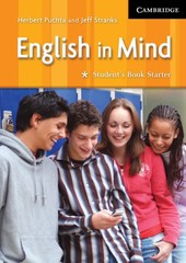 English in Mind Starter Students Book (učebnice)