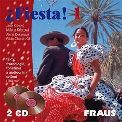 Fiesta 1 nueva - audio CD