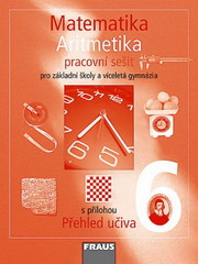 Matematika 6.r. ZŠ a VG - Aritmetika - pracovní sešit