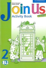 Join Us for English 2 Activity Book (pracovní sešit)