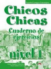 Chicos Chicas 1 - Cuaderno de ejercicios (pracovní sešit)