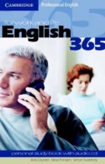 English 365 Level 1 - Personal Study Book + audio CD (pracovní sešit)