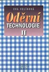 Oděvní technologie II pro 2. ročník SOU a SOŠ