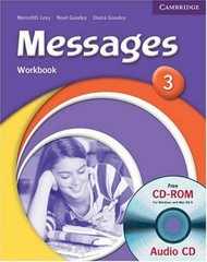 Messages 3 Workbook + audio CD / CD-ROM (pracovní sešit s CD)