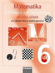 Matematika 6.r. ZŠ a VG - příručka učitele