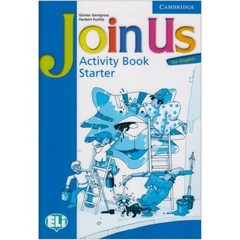 Join Us for English Starter Activity Book (pracovní sešit)