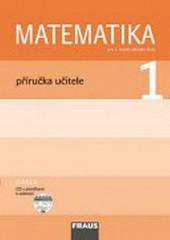 Matematika 1.r. ZŠ - příručka učitele + CD