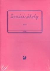 Cvičné sešity pro1.ročník ZŠ (soubor 5 kusů)