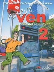 Nuevo Ven 2 - Libro del alumno + CD (učebnice)