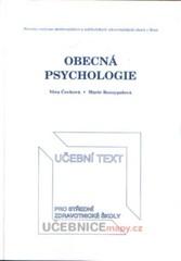 Obecná psychologie - učební tex pro střední zdravotnické školy