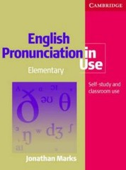 English Pronunciation in Use Elementary with answer and audio CD