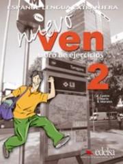 Nuevo Ven 2 - Libro de ejercicios + CD (pracovní sešit)