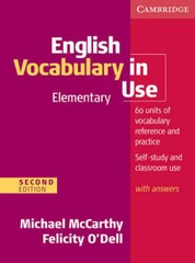 English Vocabulary in Use Elementary with answer (Second Edition)